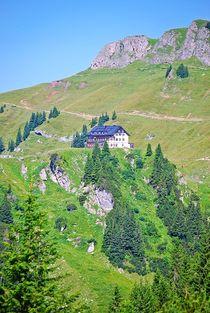 Rotwandhaus... 1 by loewenherz-artwork