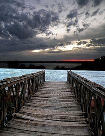 Puente hacia el cielo von Ricardo De Luca