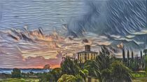 Under the Sky 1 by David Frigerio