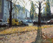 Novembermorgen von Reinhard F. Maria Wiesiollek