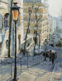 Montmartre von Reinhard F. Maria Wiesiollek