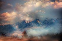 Alpenglühn by Anja Foto Grafia