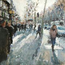 Unterwegs in der Stadt von Reinhard F. Maria Wiesiollek