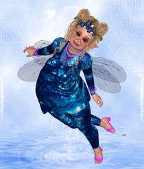 Pummelfee fliegt übers Meer von Conny Dambach