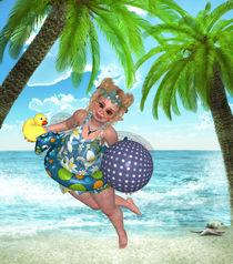 Pummelfee geht schwimmen von Conny Dambach