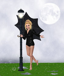 I am dancing in the rain von Conny Dambach