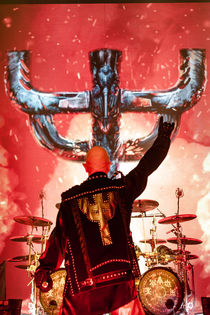 Judas Priest - Rob Halford by Andreas Brauner