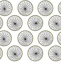 Design exotic LEMONS BW by Jana Guothova