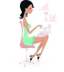office lady design von Jana Guothova