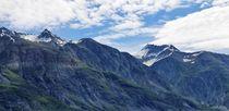 Alaska Mountains Too von eloiseart