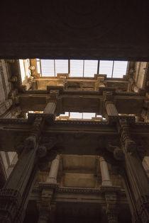Adalaj Pillars by rainbowsculptors