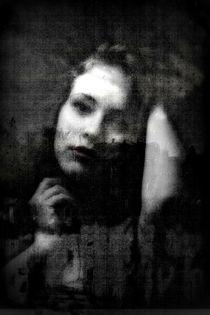 Lila Regen von Petra Dreiling-Schewe