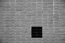 Schwarzes Rechteck by Bastian  Kienitz