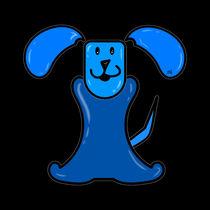 Robot Dog by Vincent J. Newman