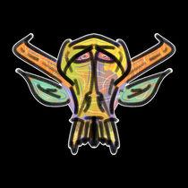 Demon Skull von Vincent J. Newman