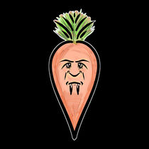 Vampire Carrot by Vincent J. Newman