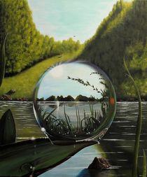 The World in a Droplet von lia-van-elffenbrinck