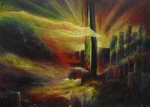Sunday Morning Storm by lia-van-elffenbrinck