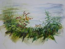 Flussufer von Helen Lundquist