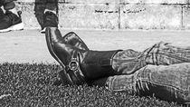 MANCHESTER. Urban Cowboy by Lachlan Main