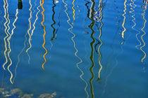 im Hafen von Peter Bergmann