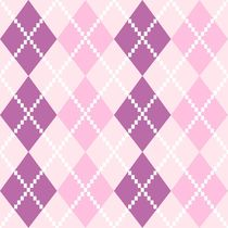 Design blocks - cute pink by Jana Guothova