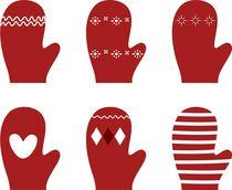 cute gloves by Jana Guothova