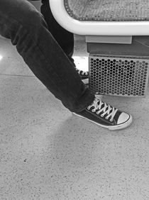 Converse On The Move. by Lachlan Main