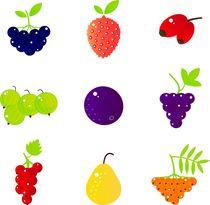 cutie 9x icons by Jana Guothova