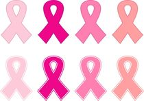 Design wint. Pink  Ribbons by Jana Guothova