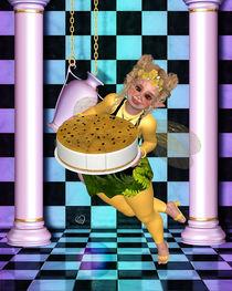 Pummelfee Kuchen von Conny Dambach