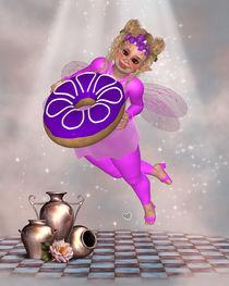 Pummelfee Donut von Conny Dambach