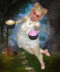 Pummelfee Cupcakes von Conny Dambach