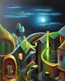Arabian Nights von lia-van-elffenbrinck