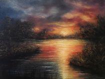 Blush of Nightfall von lia-van-elffenbrinck
