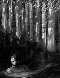 king arthur by Irene Cavalchini