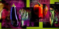 Collage_Obst+Gemuese_2 von Edgar Emmels