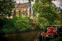 Church By The Oxford Canal by Ian Lewis