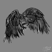 Raven von MikeJimmy de Bruin