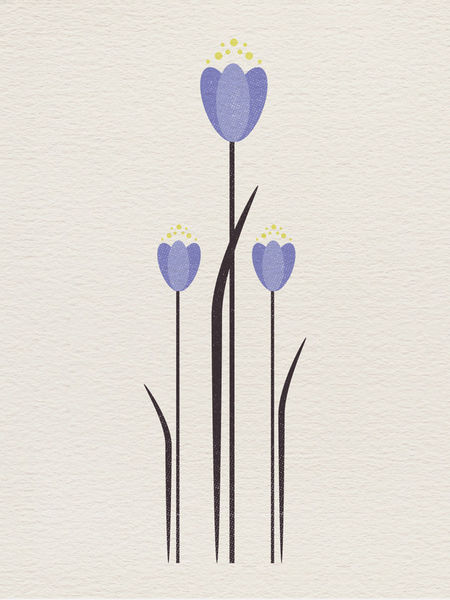 Abstractbluebells-c-sybillesterk