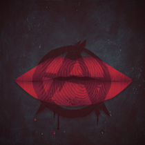 Lips: Anarchy by Sybille Sterk