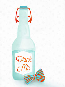 Drink me by Sybille Sterk