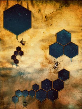 Goldenhoneycomb-c-sybillesterk