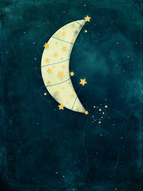 My moon and stars von Sybille Sterk