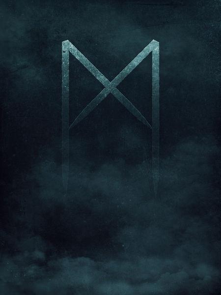Runes5mannaz-c-sybillesterk