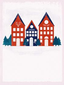 Scandinavian Houses by Sybille Sterk