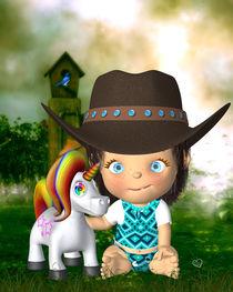 Baby Cowboy von Conny Dambach