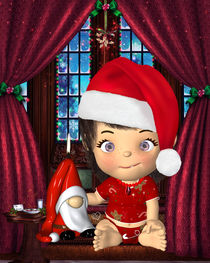 Baby Xmas Weihnachten von Conny Dambach