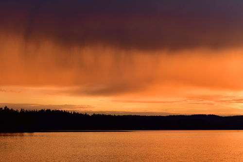 Firesky-sunset