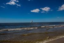 Sonne, Strand, Meer in St. Peter-Ording von Ralf Ramm - RRFotografie